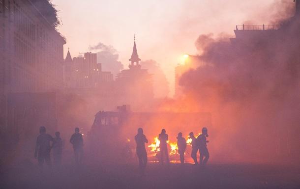 Более 700 человек пострадало в результате протестов