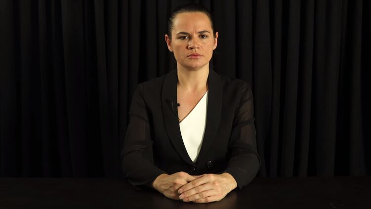 Тихановская призвала Евросоюз не признавать победу Лукашенко