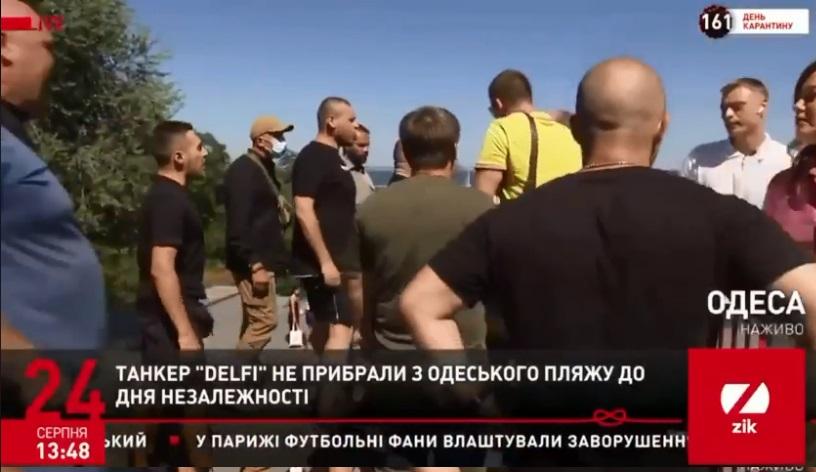 Доверяй делам национального корпуса — новая партия Геннадия Труханова. ОП-ЗЖ лидер в Одесском регионе