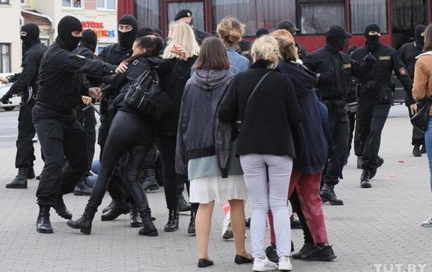 Протесты в Беларуси: задержано 140 человек