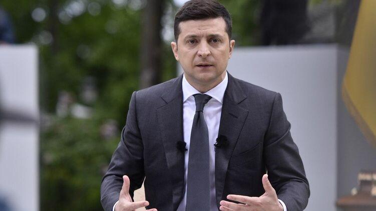 Владимир Зеленский назвал прекращение войны и возврат территорий своими приоритетами