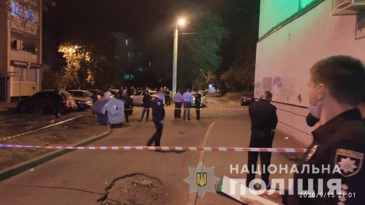 В Харькове пьяные подростки напали на патрульных