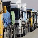 На границе с Польшей собралась большая очередь из грузовиков