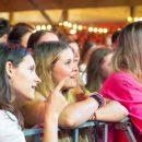 В Запорожье прошел массовый музыкальный фестиваль, вопреки карантину