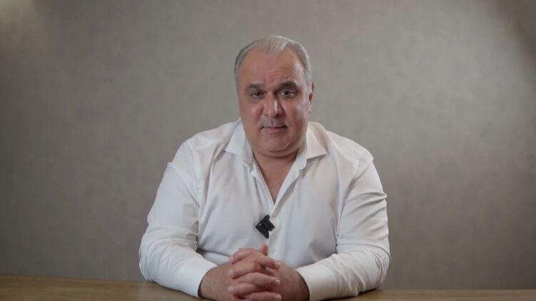 Жвания подал заявление в ГБР о захвате власти Порошенко