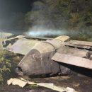 Под Харьковом разбился военный самолет с курсантами. Погибли десятки человек.