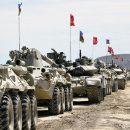 В Нагорном Карабахе начались военные действия