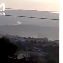 Опубликовано видео обстрелов в Нагорном Карабахе