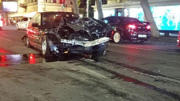 В Одессе пострадал пешеход в результате ДТП