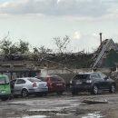 В Херсонской области из-за непогоды были повреждены более 30 жилых домов