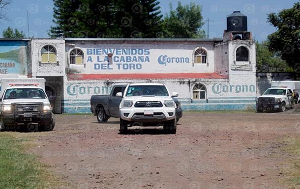 В мексиканском городе Хараль-дель-Прогресо жертвами стрельбы в баре стали 11 человек