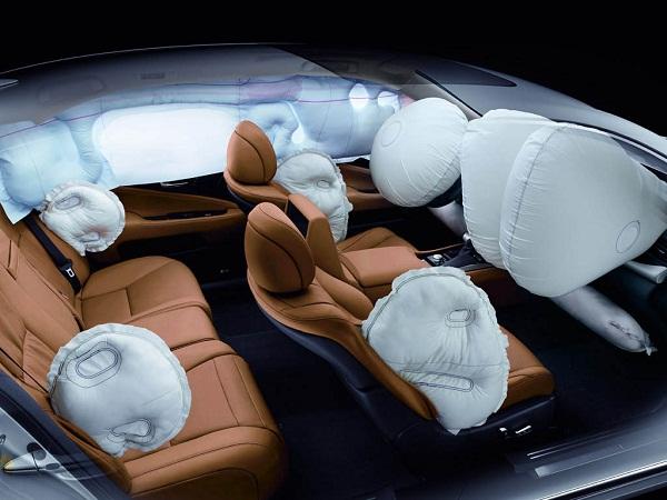 Качественный ремонт систем безопасности автомобиля