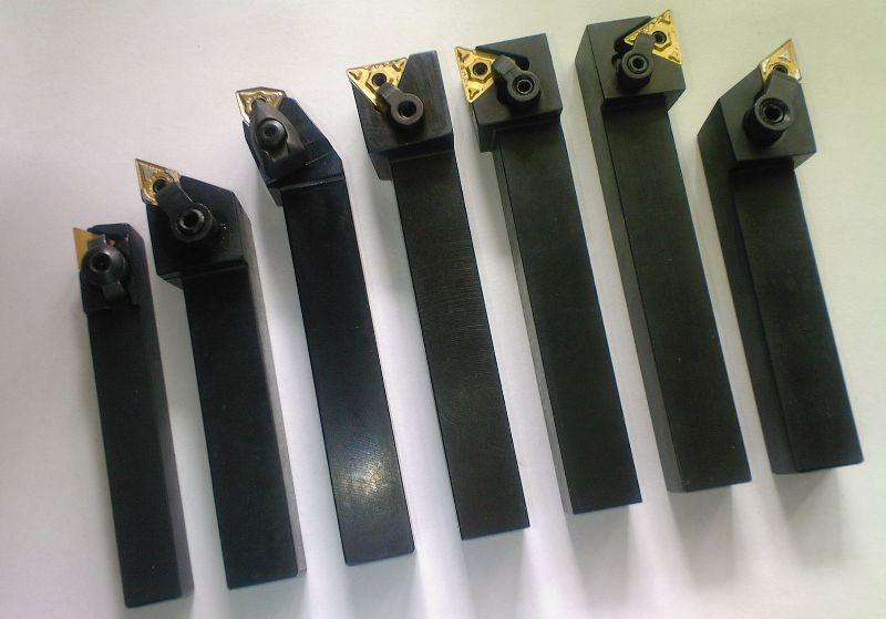 Упорные токарные резцы для высокоточной металлообработки