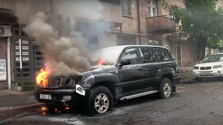 Карабахские города обстреливаются из артиллерии со стороны Азербайджана - МИД Армении