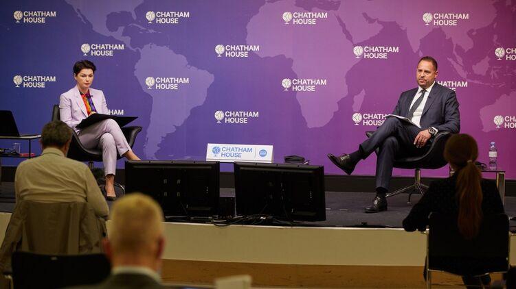 Глава Офиса президента анонсировал переговоры советников глав стран