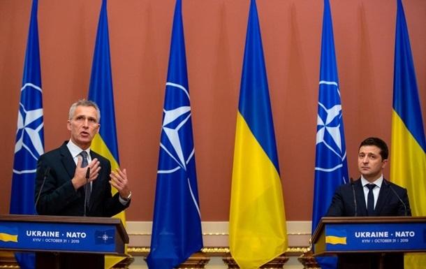 Зеленский считает, что членство в НАТО единственный шанс сохранить Украину
