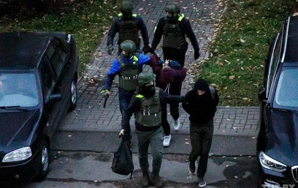 В Беларуси прошли акции протеста