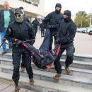 Действия митингующих в Белоруссии все чаще связаны с насилием против правоохранителей