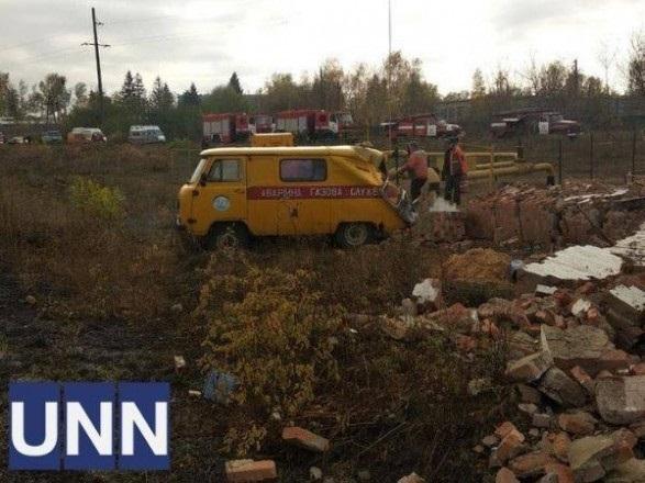 В Харьковской области на газораспределительной подстанции прогремел взрыв