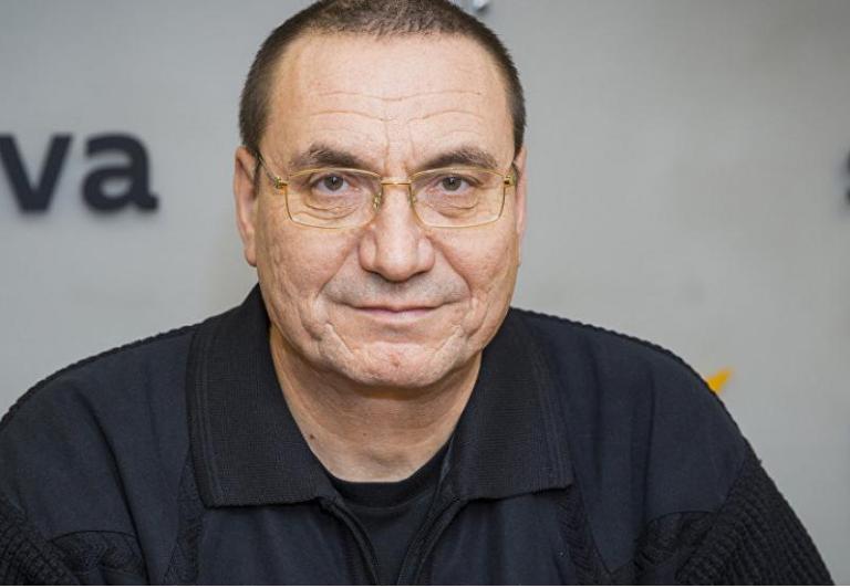 Борис Шаповалов: «Готовим хризантемную революцию»