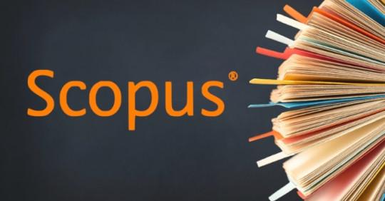 Библиографическая база данных Scopus