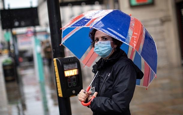 Великобритания стала третьей страной Европы с миллионом заболевших