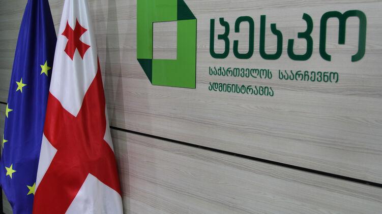 В Грузии по предварительным результатам выборов лидирует правящая партия