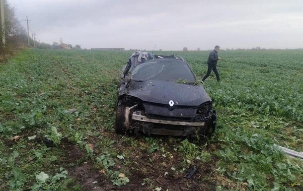 Два смертельных ДТП в Черновицкой области