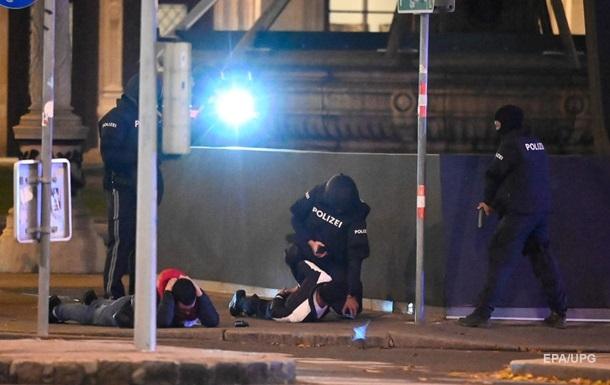 Ответственность за теракт в Вене взяли на себя
