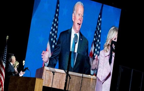 Выборы в США: Джо Байден сильно опережает Дональда Трампа