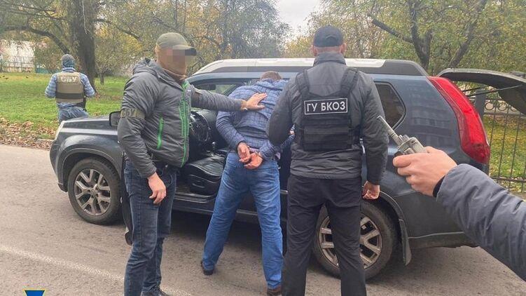 На взятке задержан глава Черниговской райгосадминистрации