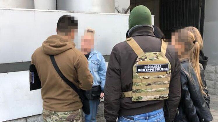 Военная контрразведка задержала женщину, продававшую должность в Минобороне