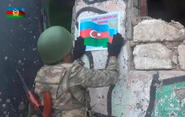 В Баку утверждают, что армия Армении понесла тяжелые потери