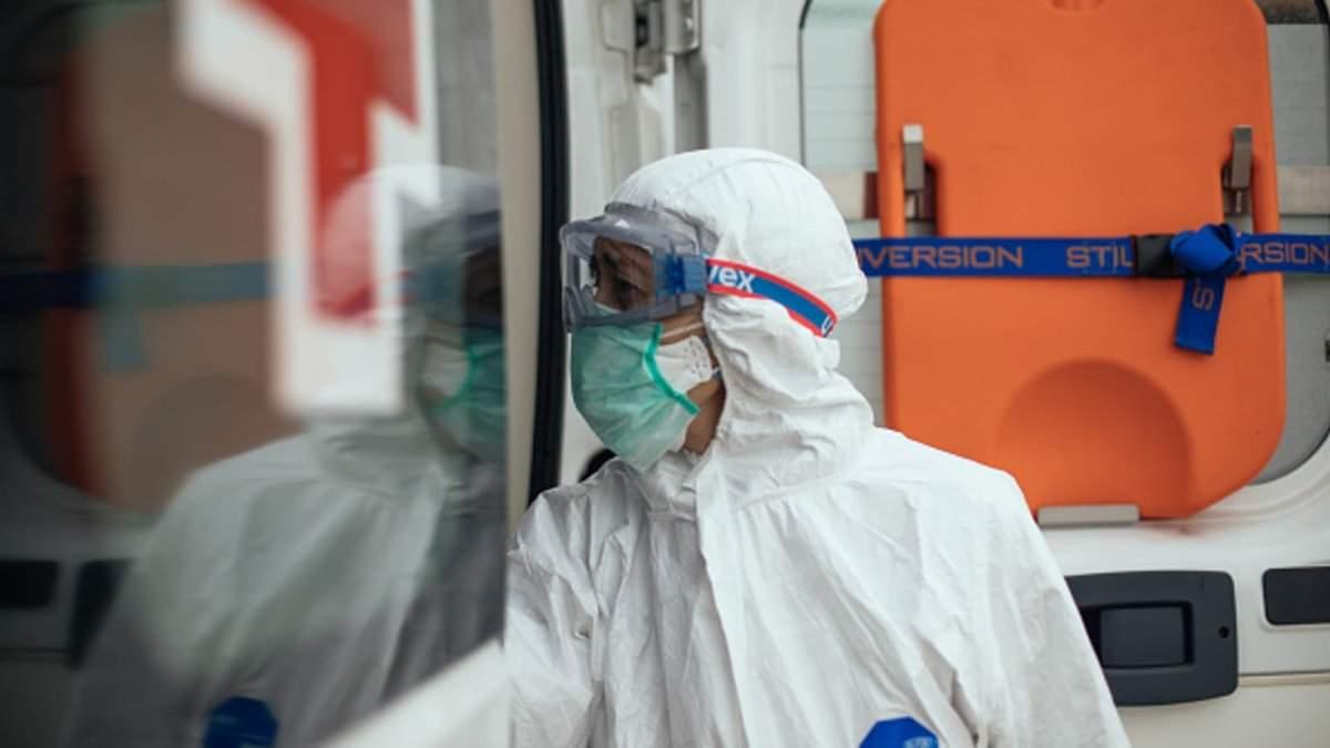 В Украине выявлено более 13 тысяч новых случаев COVID-19