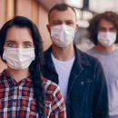 За отсутствие масок в общественных местах оштрафованы более 2 тыс. украинцев