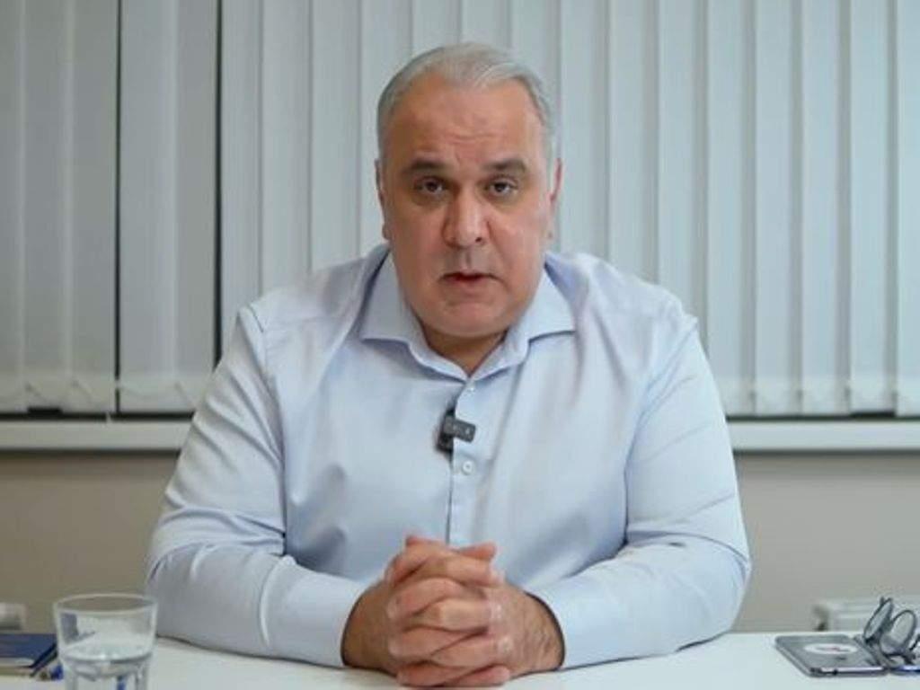 Жвания вернулся в Украину, чтобы посадить Порошенко (ВИДЕО)