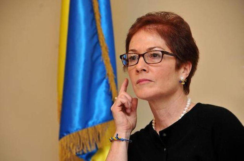 Мари Йованович может стать послом США в Украине