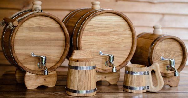 Надежные дубовые бочки для бизнеса, дома и дачи от производителя «Наша бочка»