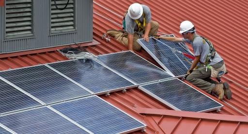 Профессиональная помощь с обустройством электростанции на солнечных батареях