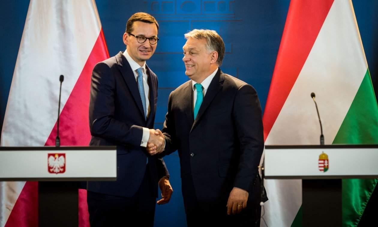Польша и Венгрия заключили Декларацию против правил Евросоюза