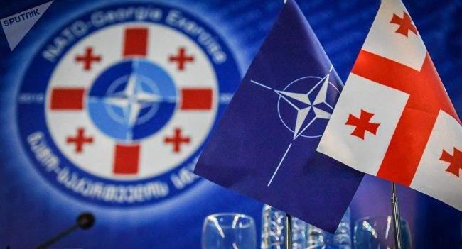 Грузия может стать членом НАТО раньше Украины