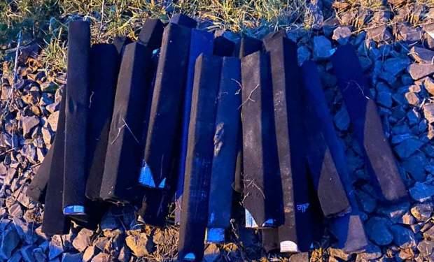 Пограничники раскрыли контрабанду сигарет в женских чулках