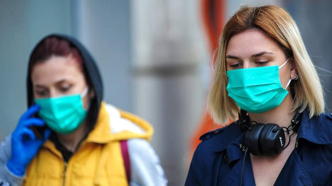 В Украине зафиксирован спад заболеваемости COVID-19