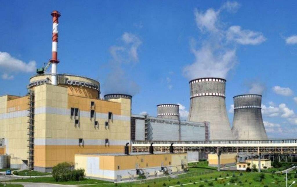 На Ровенской АЭС автоматически отключился энергоблок