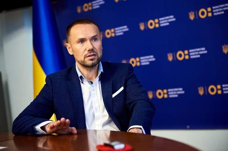 ОП лоббирует назначение Шкарлета Министром образования