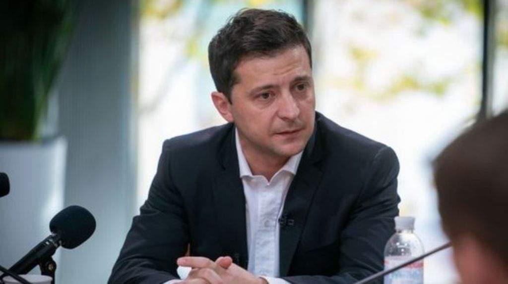 Зеленский для большинства украинцев стал разочарованием года