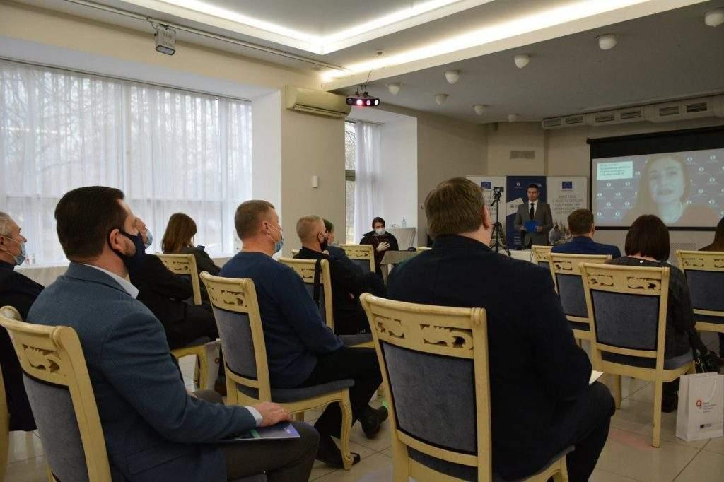 В Николаеве презентовали новую услугу «Скорая бизнес-помощь»