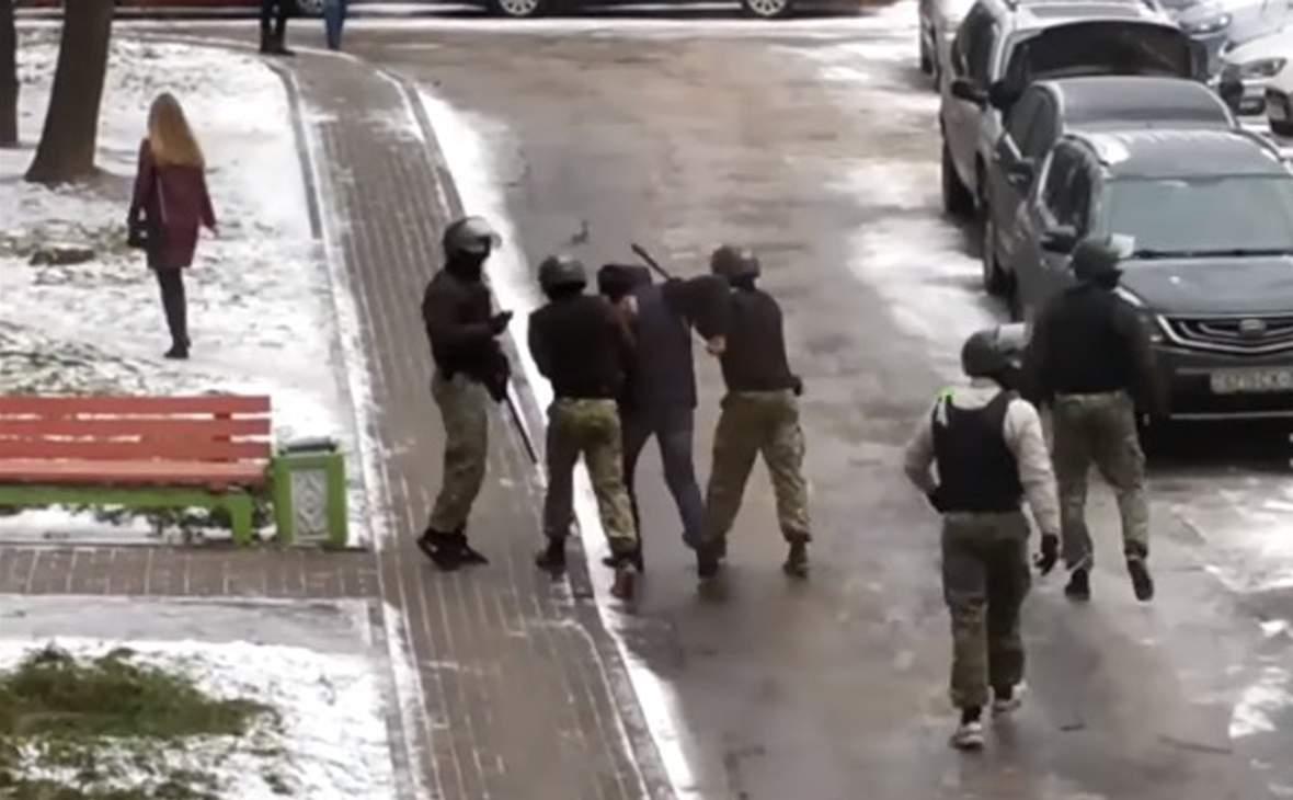 Протест в Минске: начались задержания активистов