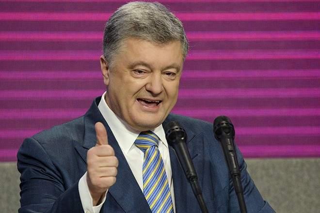 Резкое падение рейтинга Зеленского порадовало Порошенко
