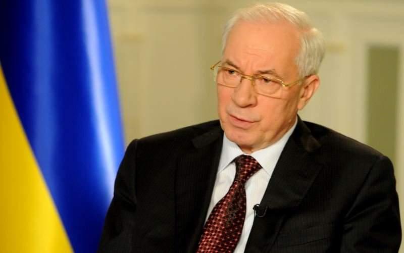 Экс-премьер Николай Азаров вернется в украинскую политику